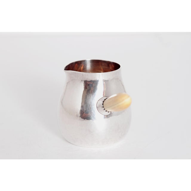 Sterling Silver Coffee Set by Georg Jensen - Image 7 of 11