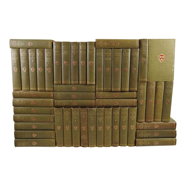 Limited Edition Harvard Classics, 1909 - Set of 47 - Image 1 of 7