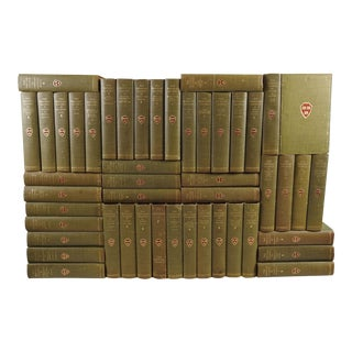 Limited Edition Harvard Classics, 1909 - Set of 50