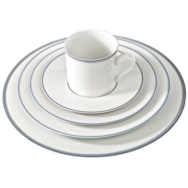Dansk Damask Dinnerware By Jack Lenor Larsen - Image 2 of 6