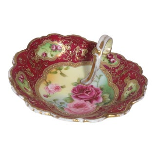 Candy Dish With Handle