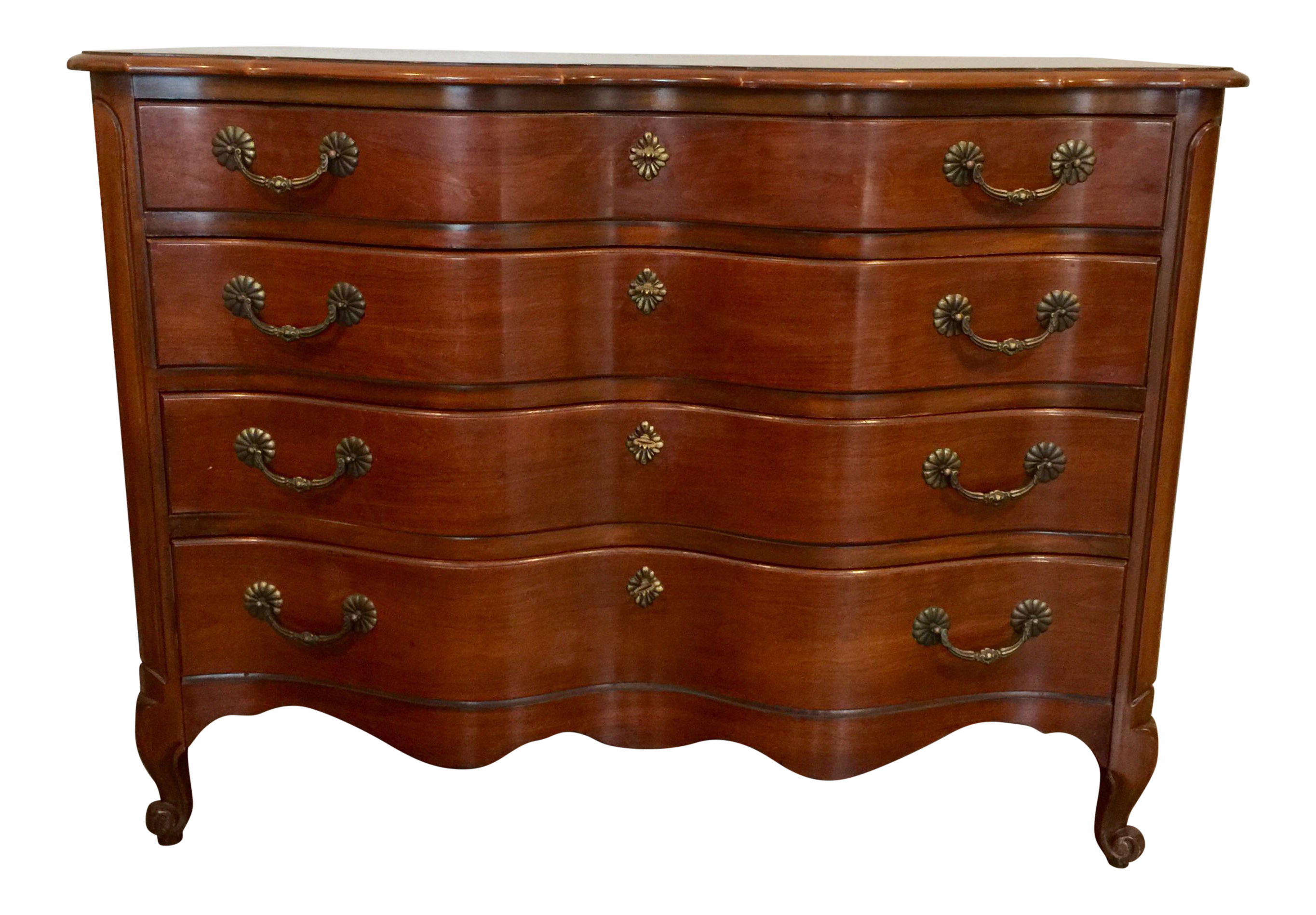 French Provincial Style Chest By Huntley