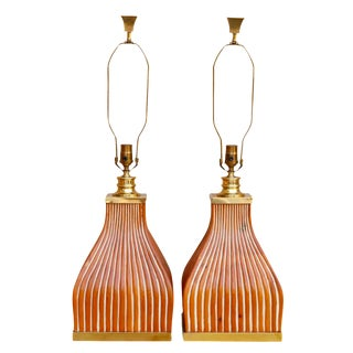 1984 Sarreid Table Lamps - A Pair