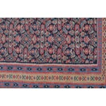 "Image of Antique Senneh Kilim Rug - 4'1"" x 6'2"""