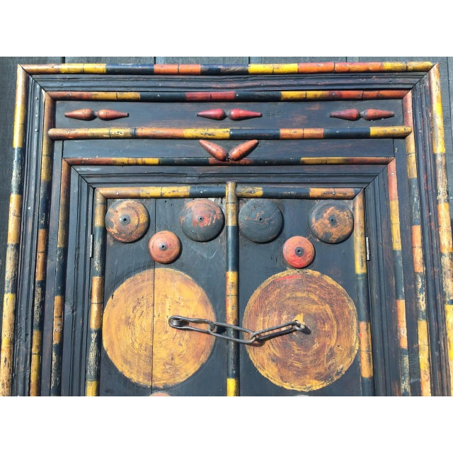 Antique Pakistani Cupboard - Image 7 of 11