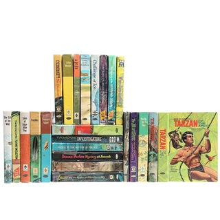 Children's Adventure Library - Set of 24