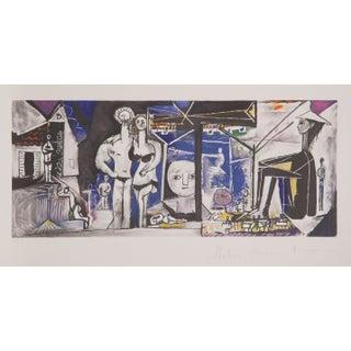 Pablo Picasso - Jeux De Plage Lithograph