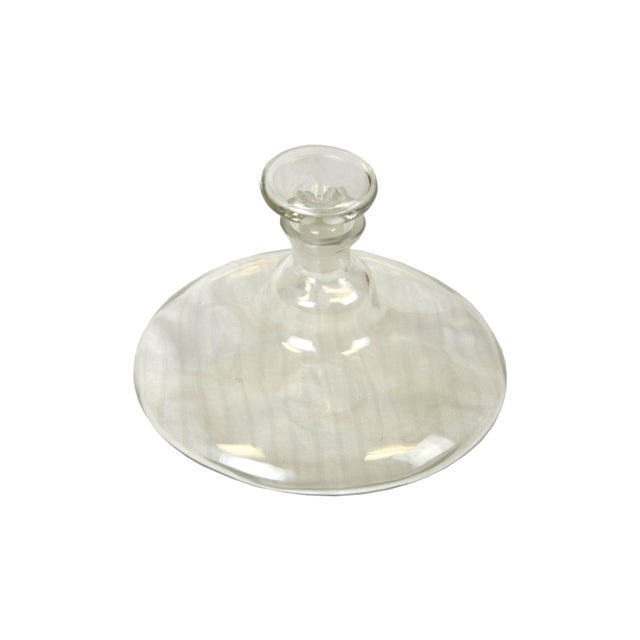Vintage Glass Liquor Decanter - Image 2 of 3