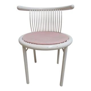 Vintage German Mid-Century Lübke Side Chair