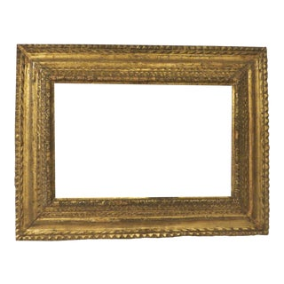 Vintage 19th Century Early Italian Style Frame