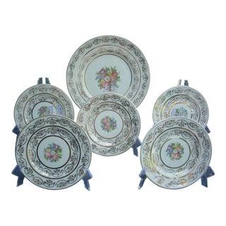 Traditional Dessert Set - Set of 6