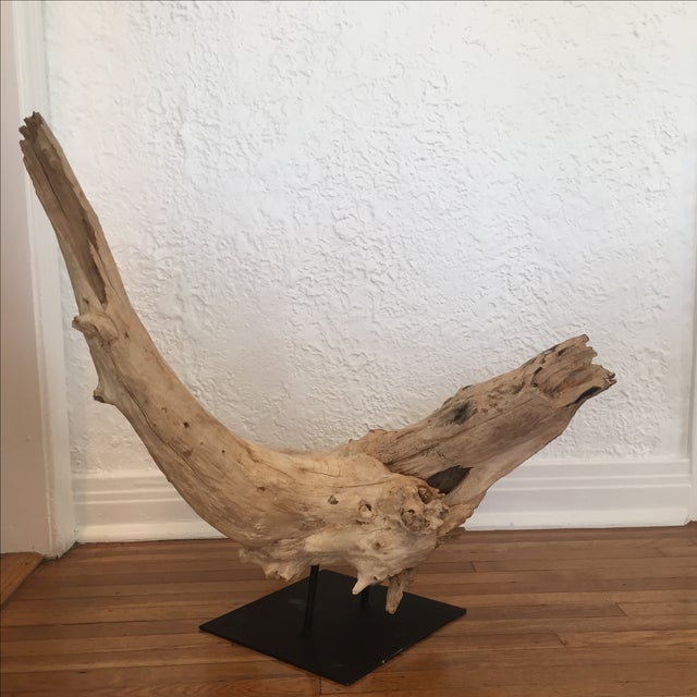 HD Buttercup Oversized Driftwood on Stand - Image 7 of 9