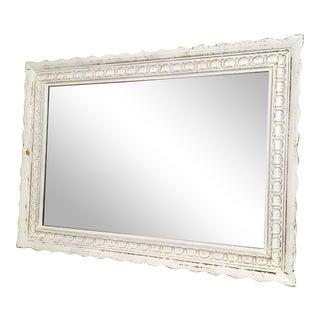 Vintage Bassett Shabby Chic Mirror