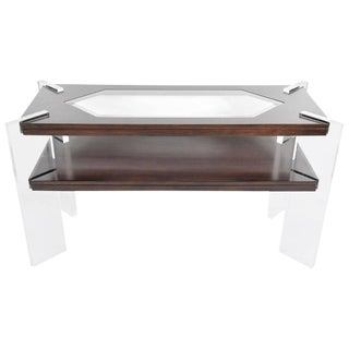 Vladimir Kagan Attributed Console Table