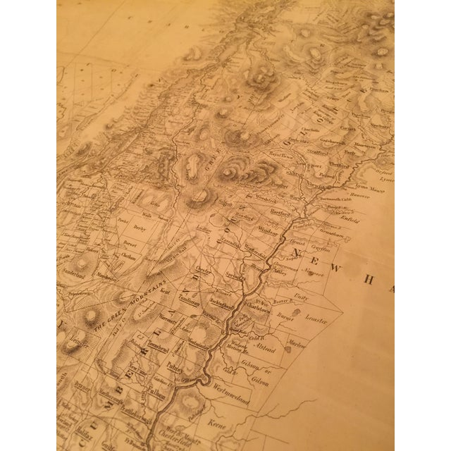 Antique Map of New York Province - Image 6 of 9