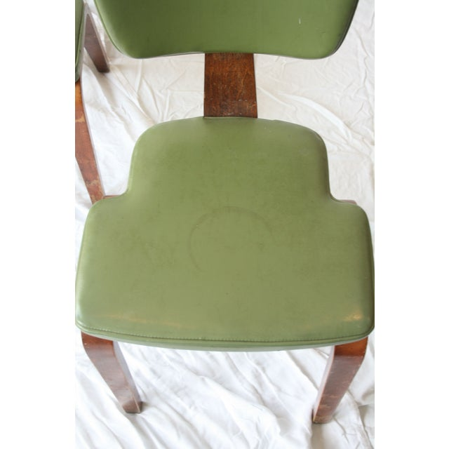 Vintage Thonet Bentwood Chairs - Set of 4 - Image 3 of 7