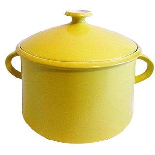Mikasa Ben Seibel Yellow Casserole Bowl