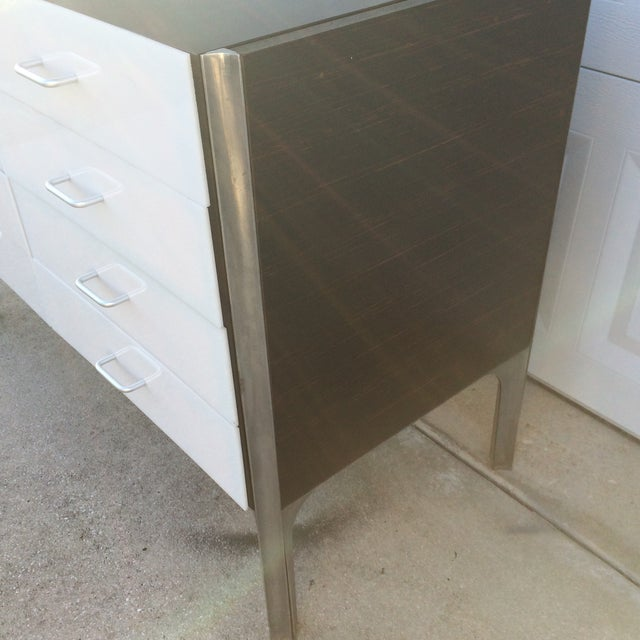 Mid-Century Modern Raymond Loewy Chest Dresser - Image 7 of 8