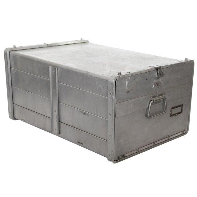 Vintage Seco Aluminum Food Service Storage Bin - Image 3 of 5