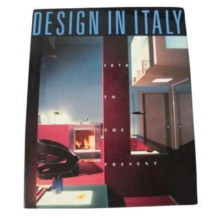Vintage Decor Book Design in Italy