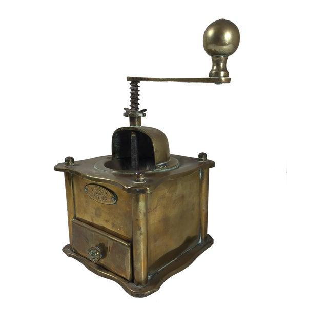 Victoria Kaveorlo Antique Coffee Grinder - Image 6 of 6