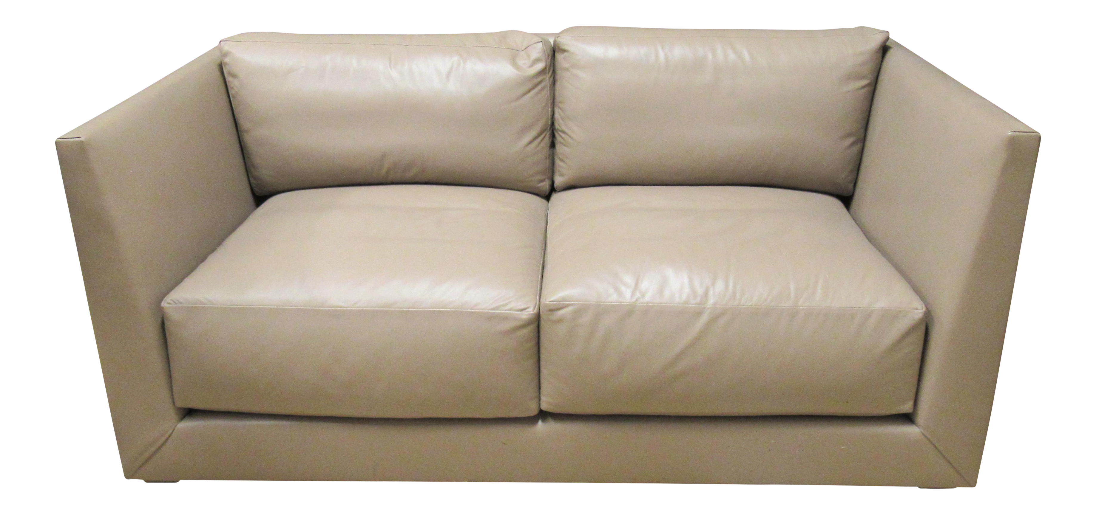 High Quality Donghia Modern Leather Sofa