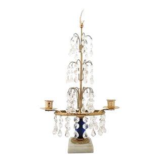 Gustavian Style Table Chandelier