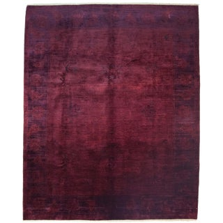 """Vibrance Hand Knotted Area Rug - 8'2"""" X 9'10"""""""