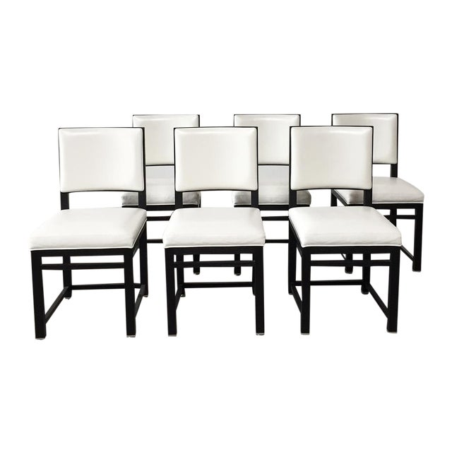 Antonio Citterio Maxalto Teti Chairs - Set of 6 - Image 1 of 8