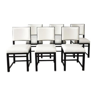 Antonio Citterio Maxalto Teti Chairs - Set of 6