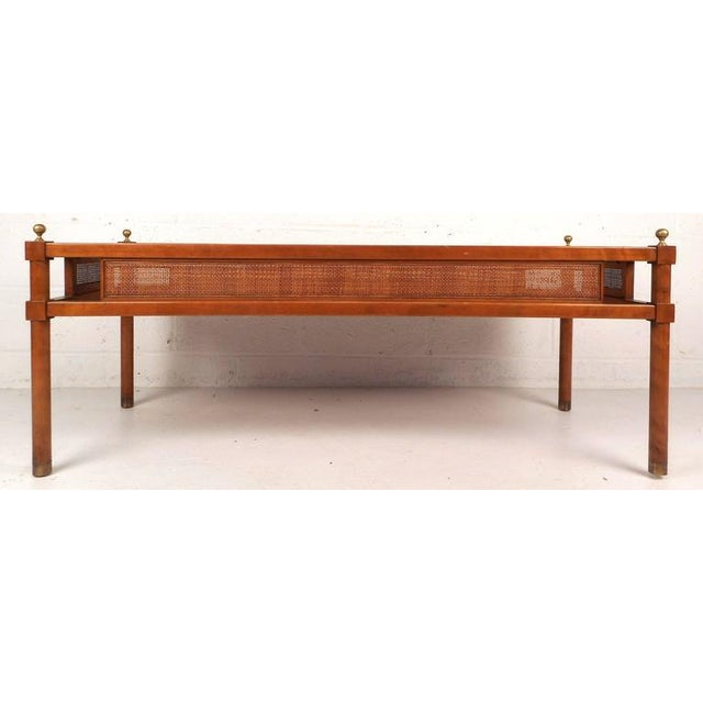 Mid-Century Modern Coffee Table by Charak Furniture Company - Image 3 of 8