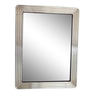 Midcentury Sterling Silver Picture Frame 5X7
