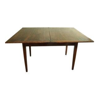 18th C Walnut Directoire Table