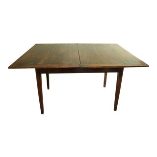 18th C Walnut Directoire Table