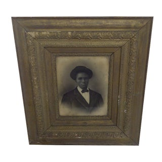Mrs. Robert Lee Vann Vintage Photograph Circa 1890
