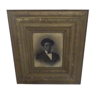 Mrs. Robert Lee Vann Vintage Photograph Circa 1890