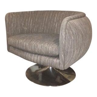 Knoll Joseph d'Urso Swivel Chair