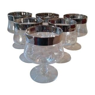 Dorothy Thorpe Cocktail Goblets - Set of 6