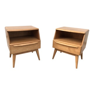 Heywood Wakefield Nightstands - A Pair