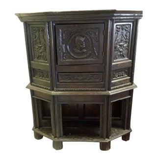Renaissance Revival Cupboard