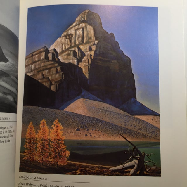 1985 The Paintings of Rockwell Kent Book - Image 9 of 11