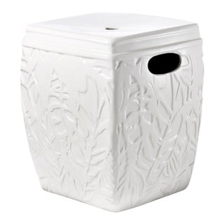Lilly Pulitzer for Target Ceramic Garden Stool