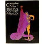 Image of Erte's Theatrical Costumes, Signed Limited Edition