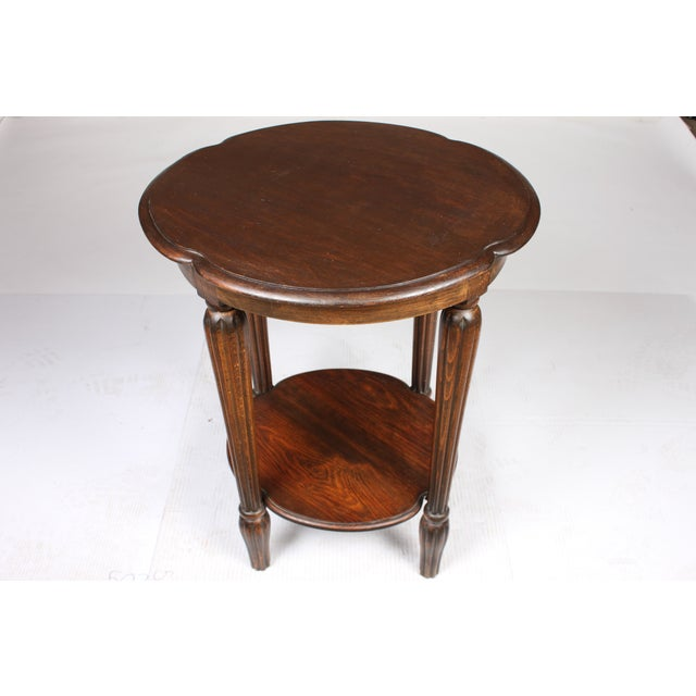 Art Deco End Table - Image 2 of 4