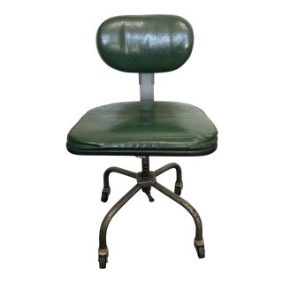"Cramer ""Air Flow"" Posture Chair Draftsmans Stool"
