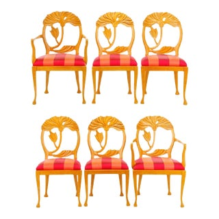 Stunning Dining Chairs - Set of 6