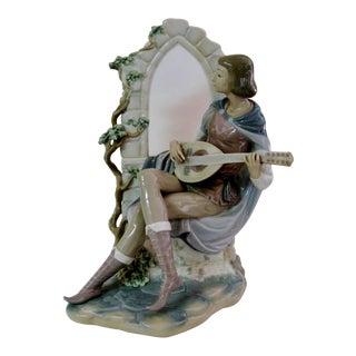 1970s Lladró Porcelain Figurine