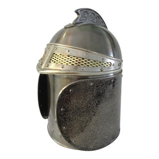 Seymour Medieval Knight Helmet Ice Bucket
