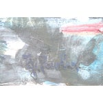 Image of J. Pawlan Mixed Media Abstract Painting