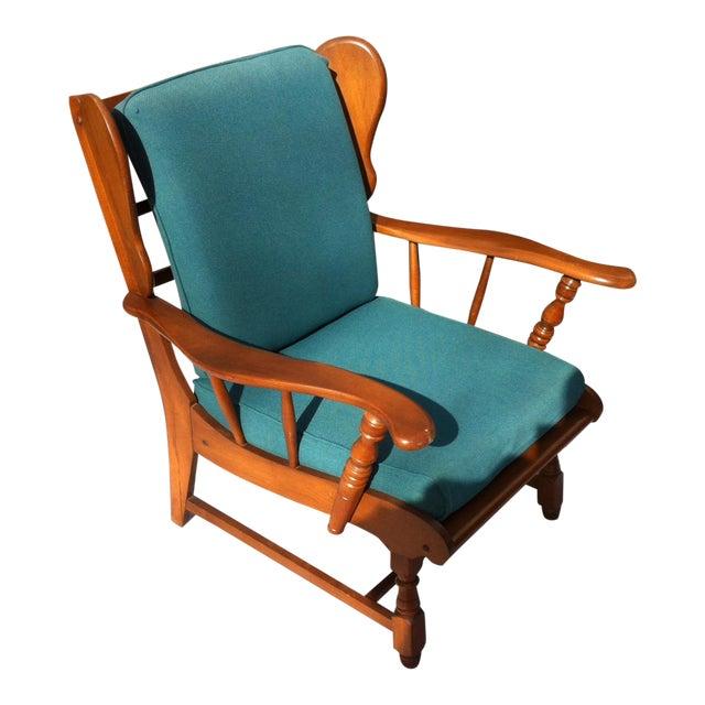Heywood-Wakefield Mid-Century Modern Chair - Image 1 of 8